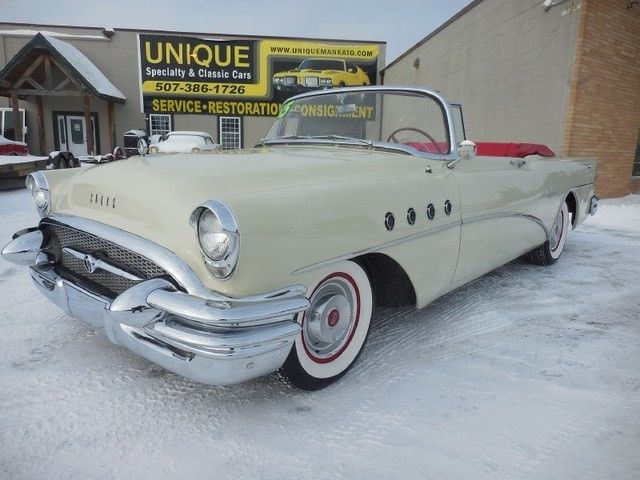 1955 Buick Other Convertible