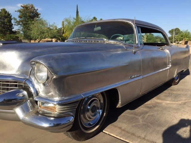1955 Cadillac Coupe DeVille for sale: photos, technical ...