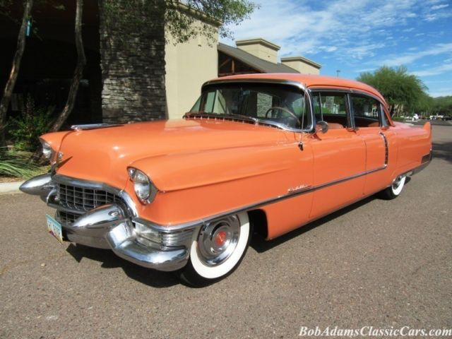 1955 Cadillac Fleetwood Series Sixty Special