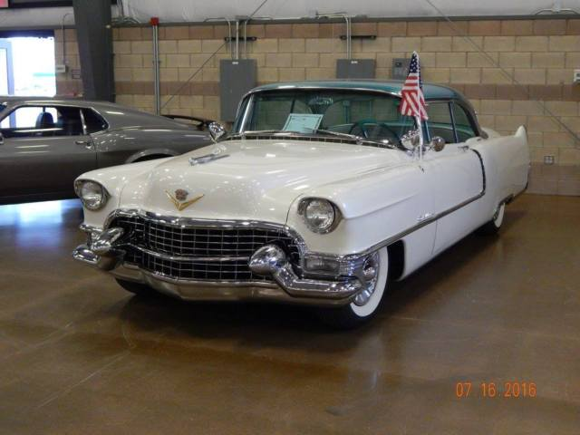 1955 Cadillac DeVille Series 62
