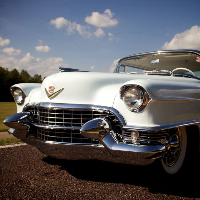 Cadillac V Series For Sale: 1955 Cadillac Series 62 Coupe, Jerry Naylor's Personal Dream Car, Custom Paint! For Sale: Photos