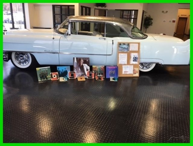 1955 Cadillac DeVille 1955 Cadillac Series 62 Coupe, Mild Custom