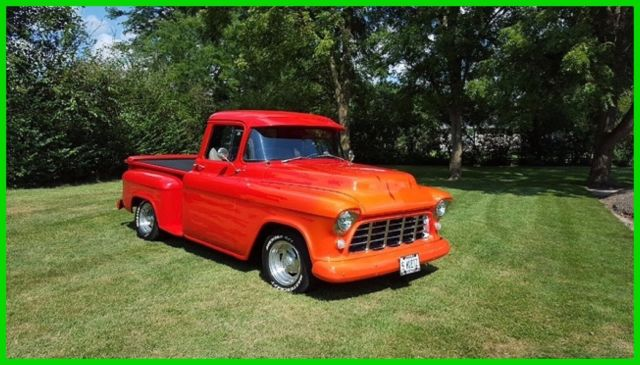 1955 Chevrolet Stepside Series II