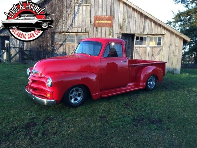 1955 Chevrolet Other 5-window street rod truck