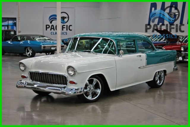 1955 Chevrolet 2 Door Post