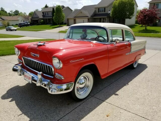 1955 Chevrolet 210 350ci Same Owner For 25 Years For Sale