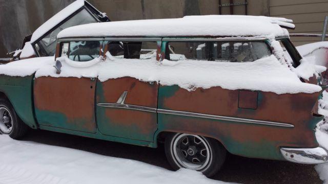 1955 chevrolet 210 4 door wagon for sale photos for 1955 chevy 4 door wagon
