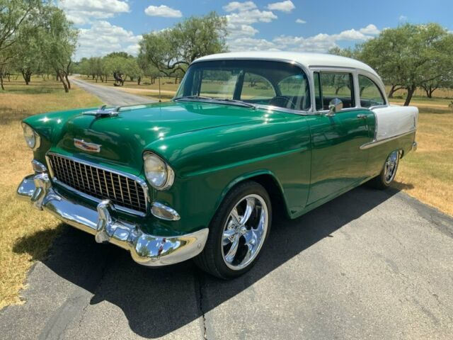 1955 Chevrolet Bel Air/150/210 406 SBC, PS, PB, Auto