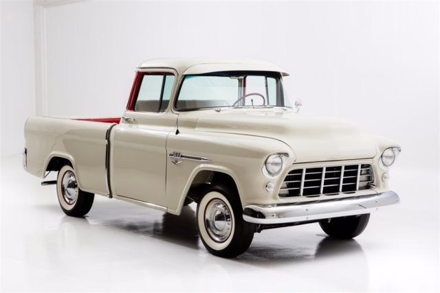1955 Chevrolet 3100 Cameo V8 Frame Off Automatic Pickup Truck for ...