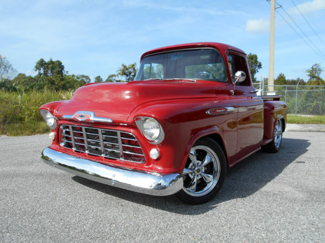 1955 Chevrolet Other Pickups Step Side