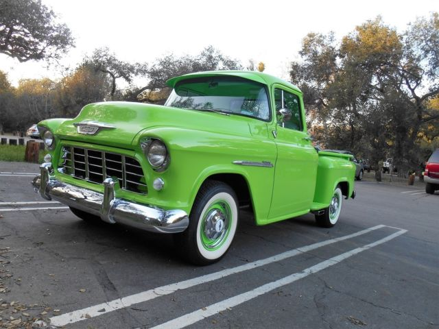 1955 Chevrolet Other Pickups Short bed 2nd series