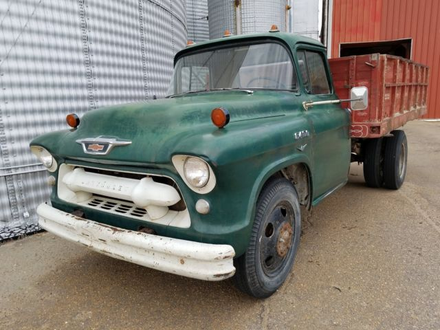 1955 Chevrolet Other Pickups PROJECT FORD DODGE 3100 1/2 TON 5400 CHEVY LCF