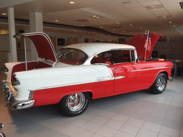 1955 chevrolet bel air /150/210 chevy gm classic cars vintage for