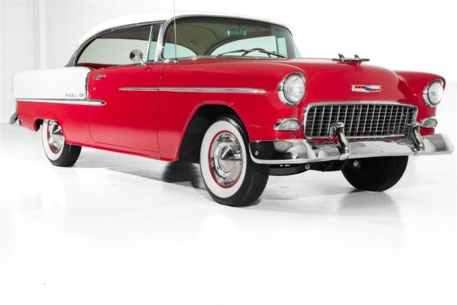 1955 Chevrolet Bel Air 265 V8 Auto Nice Car Automatic For Sale