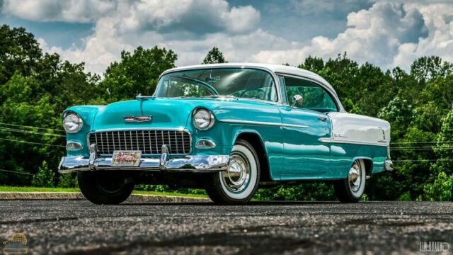 "1955 Chevrolet Bel Air ""George Jones"" --"
