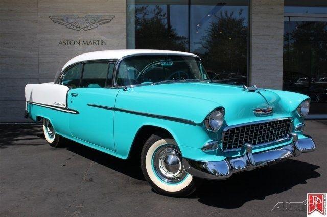 1955 chevrolet belair 2 door hardtop restored to for 1955 chevy belair 2 door hardtop for sale