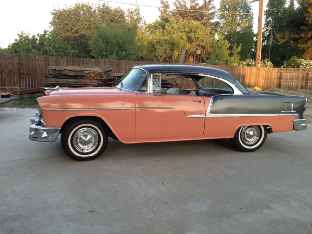 1955 Chevrolet Bel Air/150/210 Belair 210 post