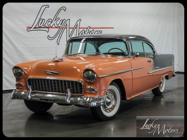 1955 Chevrolet Bel Air/150/210 Numbers Matching