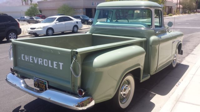1955 Chevrolet Other Pickups 3100 big window deluxe