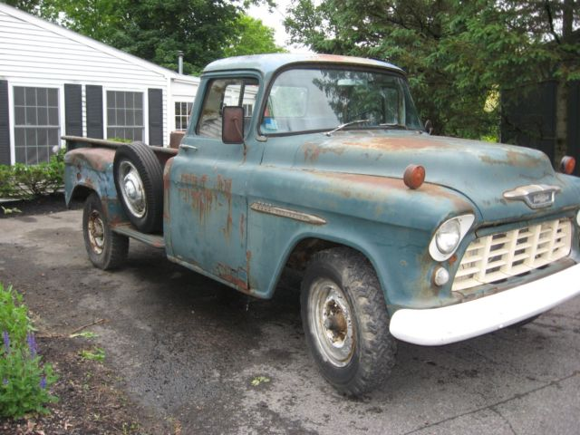 1955 Chevrolet Other Pickups 1 Ton