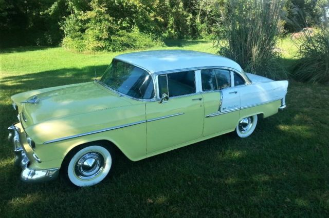 1955 Chevrolet Bel Air/150/210 YOU CAN DRIVE IT HOME