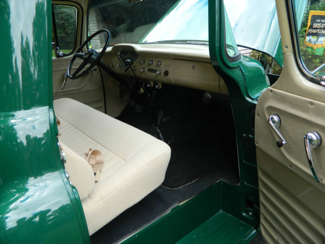 1955 Chevrolet Model 3800 Pickup Truck for sale: photos ...