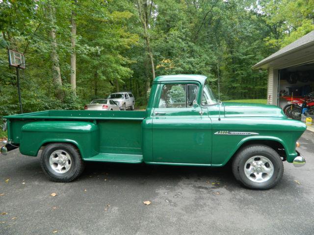 1955 Chevrolet Model 3800 Pickup Truck for sale: photos ...