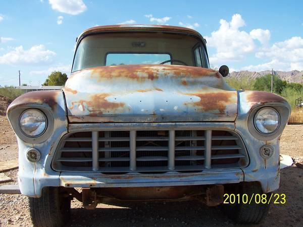 1955 Chevrolet Other Pickups 3100, Half Ton, Short Bed
