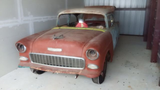 1955 Chevrolet Bel Air/150/210 None
