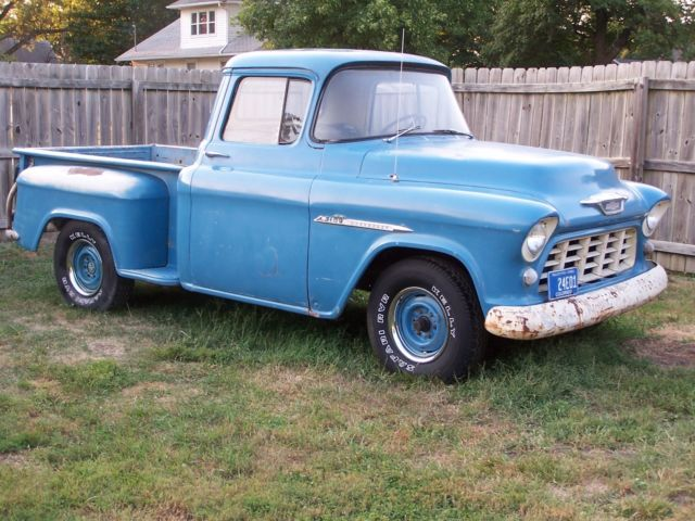 1955 Chevrolet Other Pickups shortbed 1/2t
