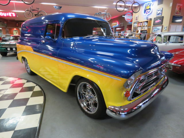 1955 Chevrolet Other 3100 Panel