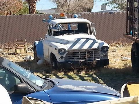 1955 Chevrolet Truck Chevy Rat Rod Tow Truck