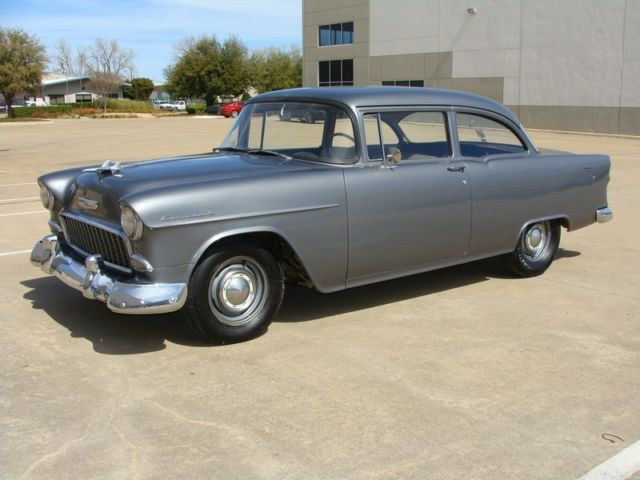 1955 Chevrolet Bel Air/150/210 150 UTILITY SEDAN