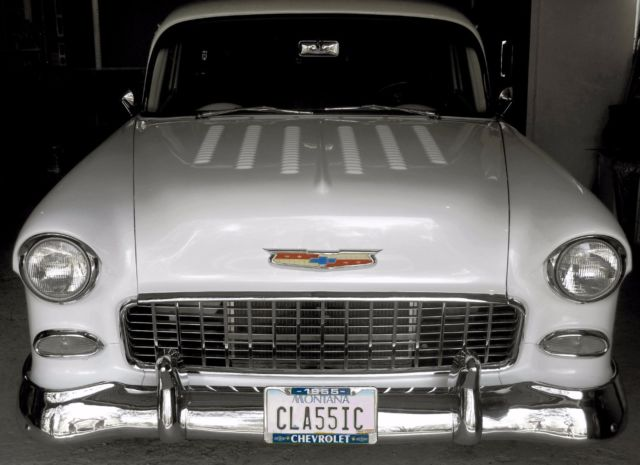 1955 Chevrolet Bel Air/150/210 150
