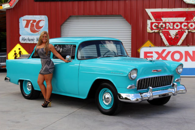 1955 Chevy 150 Ls2 6 Speed Trans Free Shipping Vintage Ac