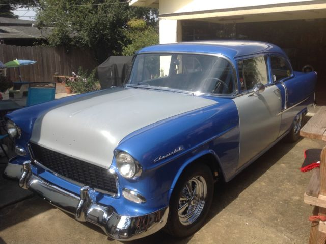 1955 Chevy 210 2dr Del Rey For Sale Photos Technical