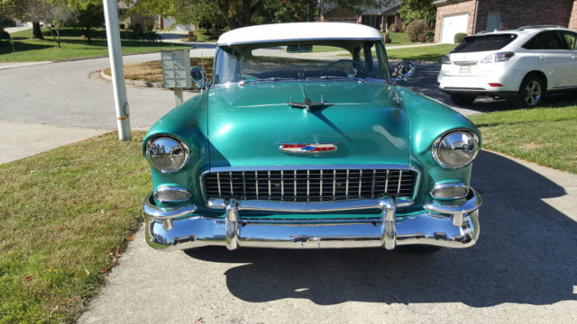 1955 chevy 210 four door 6 cylinder for sale photos technical specifications description. Black Bedroom Furniture Sets. Home Design Ideas