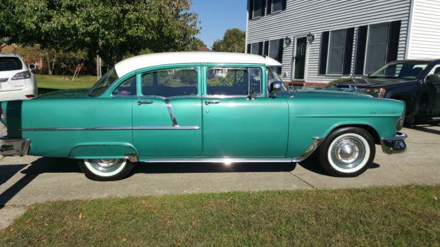 1955 chevy 210 four door 6 cylinder for sale photos for 1955 chevy 4 door for sale