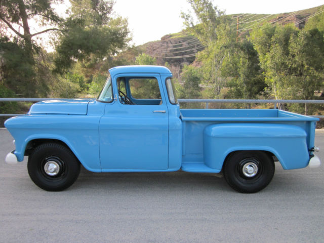1955 chevy 3100 big window short bed all original w 350 for 1955 chevy big window for sale