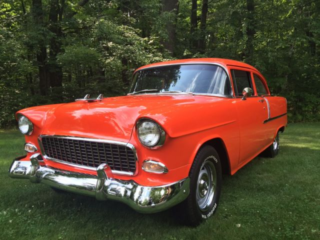 1955 Chevrolet Bel Air/150/210 Post 55 Chevy