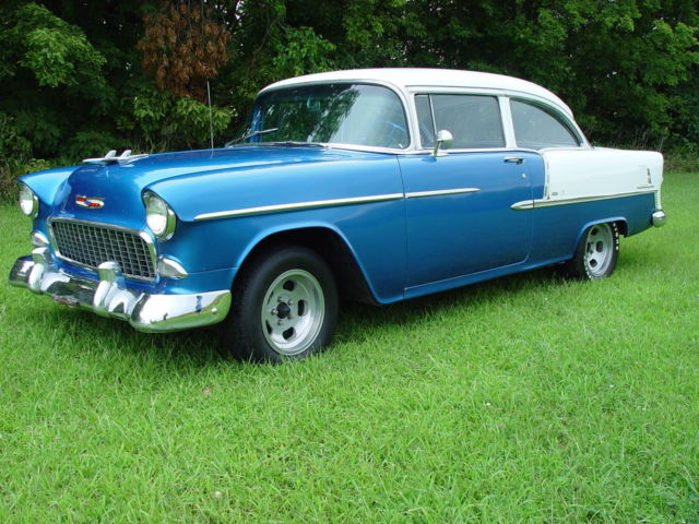1955 Chevrolet Bel Air/150/210 2 DOOR SEDAN