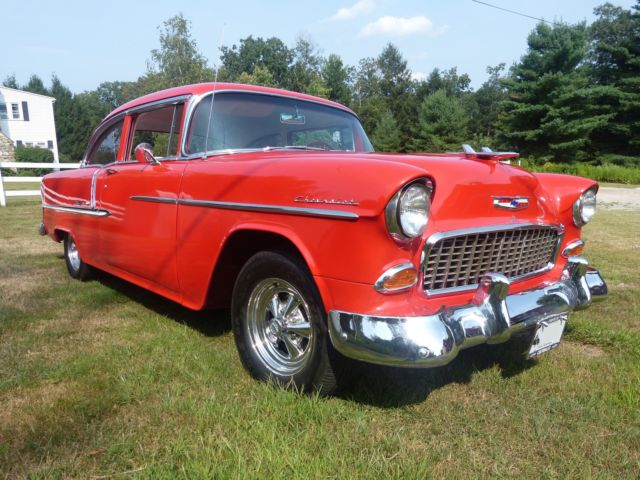 1955 Chevrolet Bel Air/150/210 2-Door