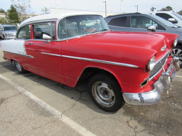 1955 Chevrolet Bel Air/150/210 BELAIR