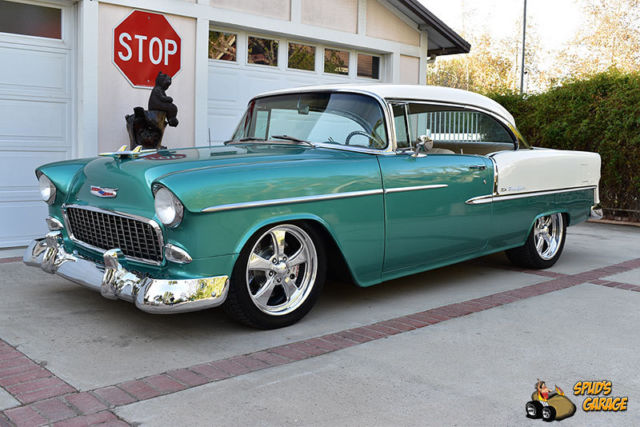 1955 Chevrolet Bel Air/150/210 Resto-Mod LS-1 SC Newman Chassis