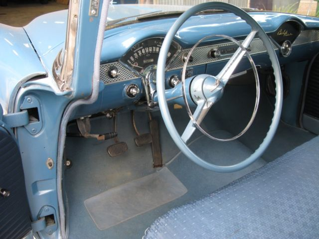 1955 Chevy Belair Post Original Condition Factory Stick