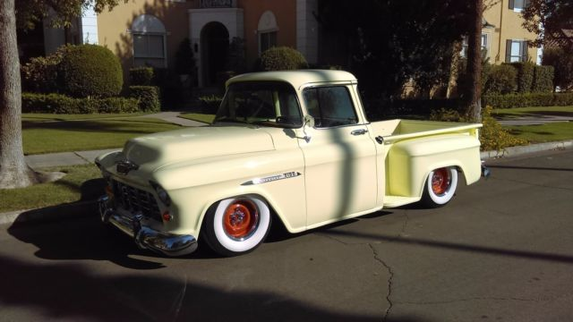 1955 Chevrolet Other Pickups Deluxe