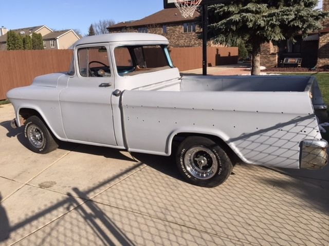 1955 chevy cameo big window pick up for sale photos for 1955 chevy big window for sale