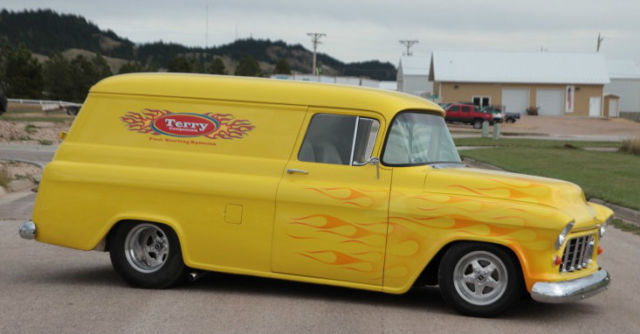 1955 Chevrolet Other Pickups Panel Truck