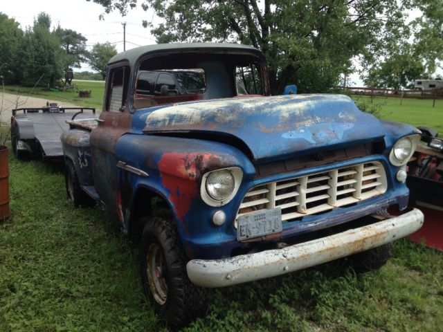 1955 Chevrolet Other Pickups Long bed