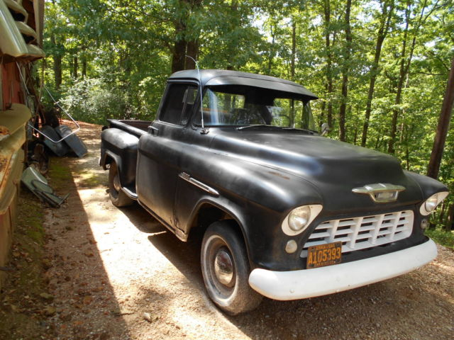 1955 Chevrolet Other Pickups 3100 1/2 ton